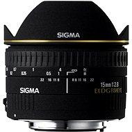 SIGMA 15mm f/2.8 EX DG rybí oko pro Canon - Objektiv