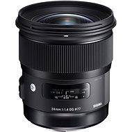 SIGMA 24mm f/1.4 DG HSM ART pro Canon - Objektiv