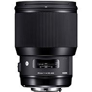 SIGMA 85mm f/1.4 DG HSM Art pro Canon - Objektiv
