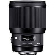 SIGMA 85mm f/1.4 DG HSM Art pro Nikon - Objektiv