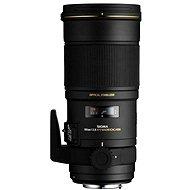 SIGMA 180mm f/2.8 APO MACRO EX DG OS HSM pro Nikon - Objektiv
