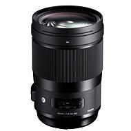 SIGMA 40mm f/1.4 DG HSM ART Nikon