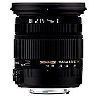 SIGMA 17-50mm f/2.8 EX DC OS HSM pro Canon - Objektiv