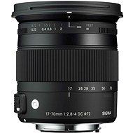 SIGMA 17-70mm f/2.8-4 DC MACRO OS HSM pro Canon Contemporary - Objektiv