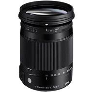 SIGMA 18-300mm f/3.5-6.3 DC MACRO OS HSM pro Nikon (řada Contemporary) - Objektiv
