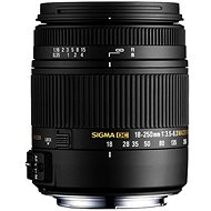 SIGMA 18-250mm f/3.5-6.3 DC Macro OS HSM pro Canon - Objektiv