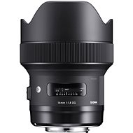 SIGMA 14mm f/1.8 DG HSM ART pro Canon - Objektiv