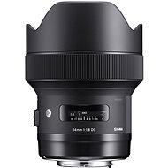 SIGMA 14mm f/1.8 DG HSM ART pro Nikon - Objektiv