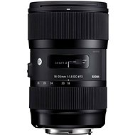 SIGMA 18-35mm f/1,8 DC HSM pro Nikon ART - Objektiv