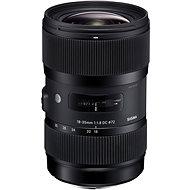 SIGMA 18-35mm f/1.8 DC HSM pro Pentax ART - Objektiv
