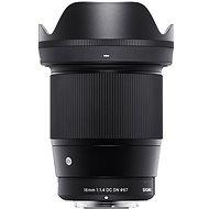 Sigma 16mm f/1,4 DC DN pro Olympus/Panasonic (řada Contemporary)