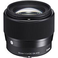 SIGMA 56mm f/1.4 DC DN pro Olympus/Panasonic (řada Contmporary) - Objektiv