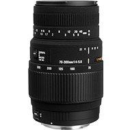 SIGMA 70-300mm f/4.0-5.6 DG MACRO pro Canon - Objektiv