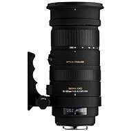 SIGMA 50-500mm f/4.5-6.3 APO DG OS HSM pro Pentax - Objektiv