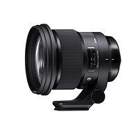 SIGMA 105mm f/1.4 DG HSM ART pro Nikon - Objektiv