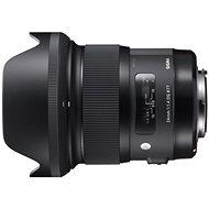SIGMA 24mm f/1.4 DG HSM ART pro Sony E - Objektiv