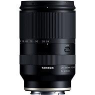 Tamron 28-200mm F/2,8-5,6 Di III RXD pro Sony - Objektiv