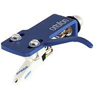 ORTOFON OM Scratch white + SH-4 blue headshell - Gramofonová přenoska