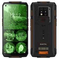 Oukitel WP7 oranžová - Mobilní telefon