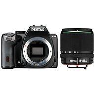 PENTAX K-S2 černý + 18-135WR - Digitální fotoaparát