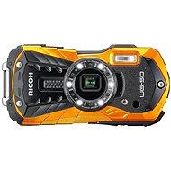 RICOH WG-50 oranžový + plovoucí poutko + neoprénové pouzdro - Digitální fotoaparát