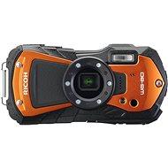 RICOH WG-60 červená - Digitální fotoaparát