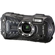 RICOH WG-60 černá + neoprénové pouzdro + plovoucí poutko - Digitální fotoaparát