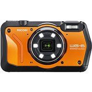 RICOH WG-6 oranžový - Digitální fotoaparát