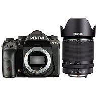 PENTAX K-1 černý + FA 28-105 WR - Digitální zrcadlovka