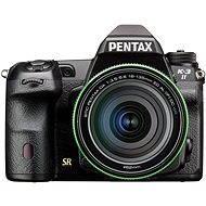 PENTAX K-3 II černý + DA 18-135 WR - Digitální fotoaparát
