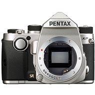 PENTAX KP tělo stříbrný - Digitální fotoaparát