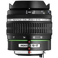PENTAX smc DA fish-eye 10-17mm f/3.5-4.5 ED(IF) - Objektiv