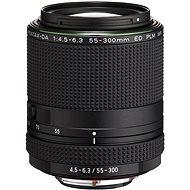 PENTAX HD DA 55-300mm f/4.5-6.3 ED PLM WR RE - Objektiv