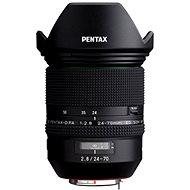 PENTAX HD D FA 24-70mm f/2.8 ED SDM WR - Objektiv