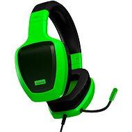 OZONE RAGE Z50 GLOW zelená - Herní sluchátka