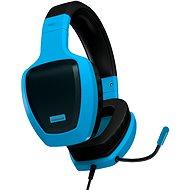 OZONE RAGE Z50 GLOW modrá - Herní sluchátka