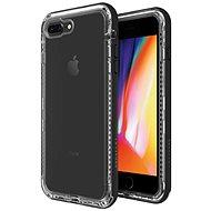 LifeProof Next pro iPhone 7+/8+ průhledné - černé - Pouzdro na mobilní telefon