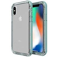 LifeProof Next pro iPhone X průhledné - světlá zelená - Pouzdro na mobilní telefon