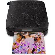 HP Sprocket 200 Photo Printer černá - Termosublimační tiskárna