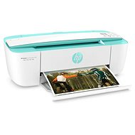 HP DeskJet 3789 Turquoise Ink Advantage All-in-One - Inkjet Printer
