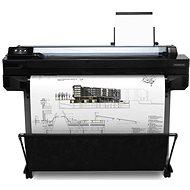 HP Designjet T520 36-in ePrinter - Velkoformátová tiskárna