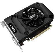 PALIT GeForce GTX 1050 Ti StormX - Grafická karta