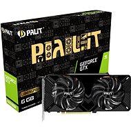 Palit GeForce GTX 1660 SUPER GP - Grafická karta