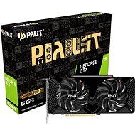 Palit GeForce GTX 1660 SUPER GP OC - Grafická karta