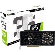 Palit GeForce RTX 3060 Dual 12G - Grafická karta