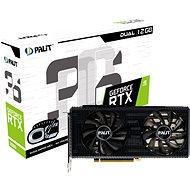 Palit GeForce RTX 3060 Dual OC 12G - Grafická karta