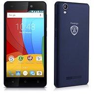 Prestigio MUZE A5 Blue - Mobilní telefon