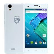 Prestigio MUZE A5 White - Mobilní telefon