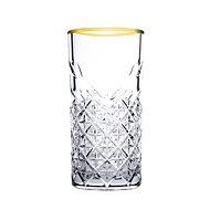 PASABAHCE TIMELESS GOLDEN TOUCH long drink 29,5 cl - Sklenička
