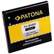 PATONA pro Sony Ericsson BA800 1750mAh 3,7V Li-Ion - Baterie pro mobilní telefon